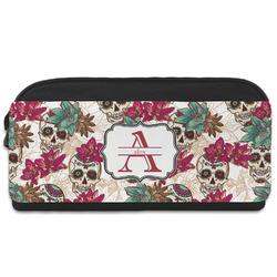 Sugar Skulls & Flowers Shoe Bag (Personalized)