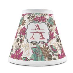 Sugar Skulls & Flowers Chandelier Lamp Shade (Personalized)