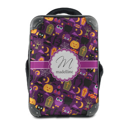Halloween Hard Shell Backpack (Personalized)