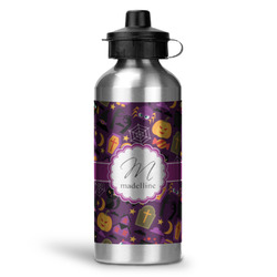 Halloween Water Bottle - Aluminum - 20 oz (Personalized)