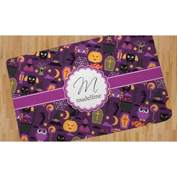 Halloween Area Rug (Personalized)