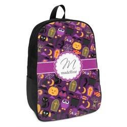 Halloween Kids Backpack (Personalized)