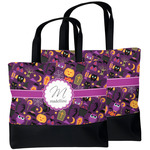 Halloween Beach Tote Bag (Personalized)