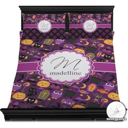 Halloween Duvet Cover Set (Personalized)