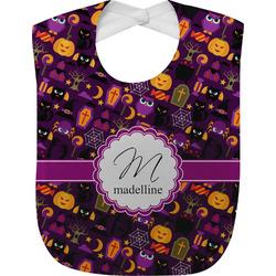 Halloween Baby Bib (Personalized)