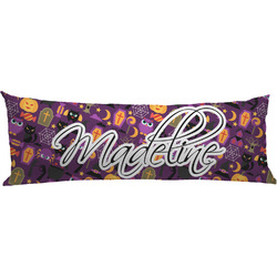 Halloween Body Pillow Case (Personalized)