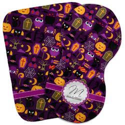 Halloween Burp Cloth (Personalized)