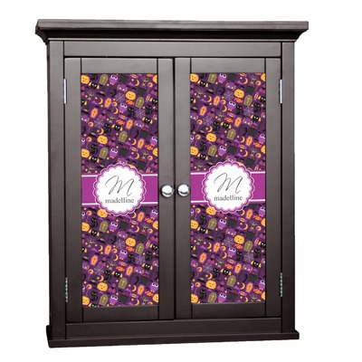 Halloween Cabinet Decal - Custom Size (Personalized)
