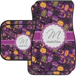 Halloween Car Floor Mats (Personalized)