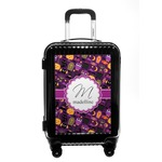 Halloween Carry On Hard Shell Suitcase (Personalized)