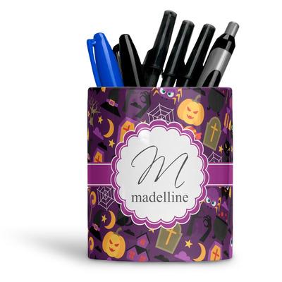 Halloween Ceramic Pen Holder