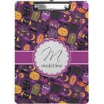 Halloween Clipboard (Personalized)