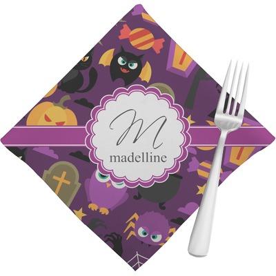 Halloween napkins set of 4 personalized youcustomizeit for Halloween cloth napkins