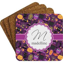 Halloween Coaster Set (Personalized)