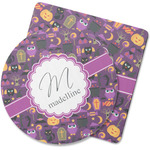 Halloween Rubber Backed Coaster (Personalized)