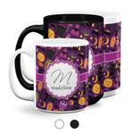 Halloween Coffee Mugs (Personalized)