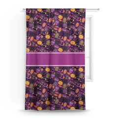 Halloween Curtain (Personalized)