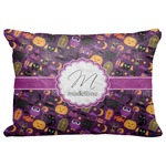 "Halloween Decorative Baby Pillowcase - 16""x12"" (Personalized)"