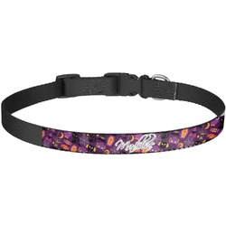 Halloween Dog Collar - Large (Personalized)