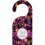 Halloween Door Hanger (Personalized)