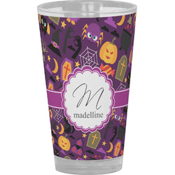 Halloween Drinking / Pint Glass (Personalized)