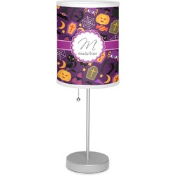 "Halloween 7"" Drum Lamp with Shade (Personalized)"