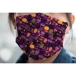 Halloween Face Mask Cover (Personalized)