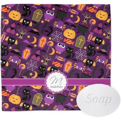 Halloween Wash Cloth (Personalized)