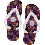 Halloween Flip Flops (Personalized)