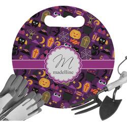 Halloween Gardening Knee Cushion (Personalized)