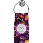 Halloween Hand Towel - Full Print (Personalized)