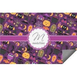 Halloween Indoor / Outdoor Rug (Personalized)