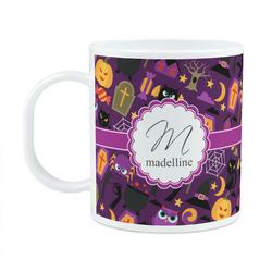Halloween Plastic Kids Mug (Personalized)