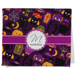 Halloween Kitchen Towel - Full Print (Personalized)