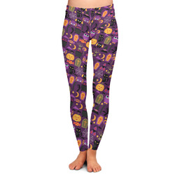 Halloween Ladies Leggings - Extra Large (Personalized)