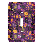 Halloween Light Switch Covers (Personalized)