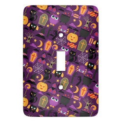 Halloween Light Switch Covers - Multiple Toggle Options Available (Personalized)