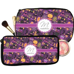 Halloween Makeup / Cosmetic Bag (Personalized)