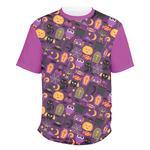 Halloween Men's Crew T-Shirt (Personalized)