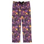 Halloween Mens Pajama Pants (Personalized)