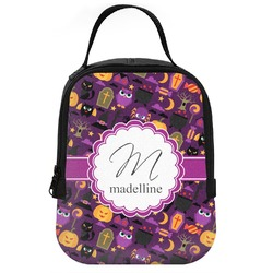 Halloween Neoprene Lunch Tote (Personalized)