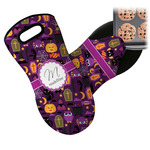 Halloween Neoprene Oven Mitt (Personalized)