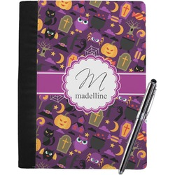 Halloween Notebook Padfolio (Personalized)