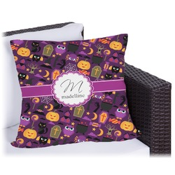 Halloween Outdoor Pillow (Personalized)