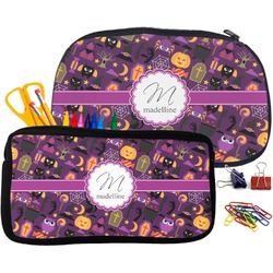 Halloween Pencil / School Supplies Bag (Personalized)