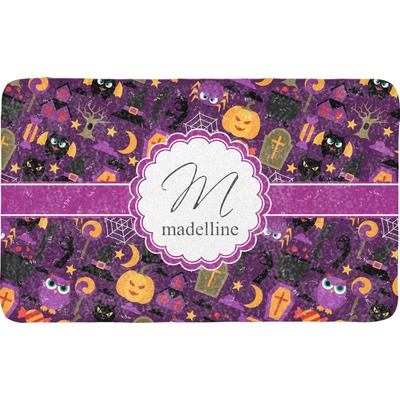 Halloween Bath Mat (Personalized)