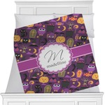 Halloween Minky Blanket (Personalized)