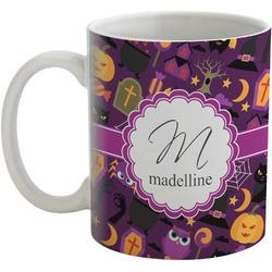 Halloween Coffee Mug (Personalized)