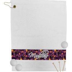 Halloween Golf Bag Towel (Personalized)