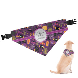 Halloween Dog Bandana (Personalized)